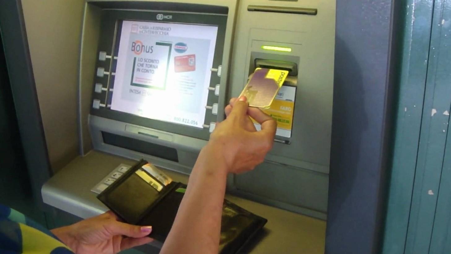 Clona carta di credito per farsi ricaric