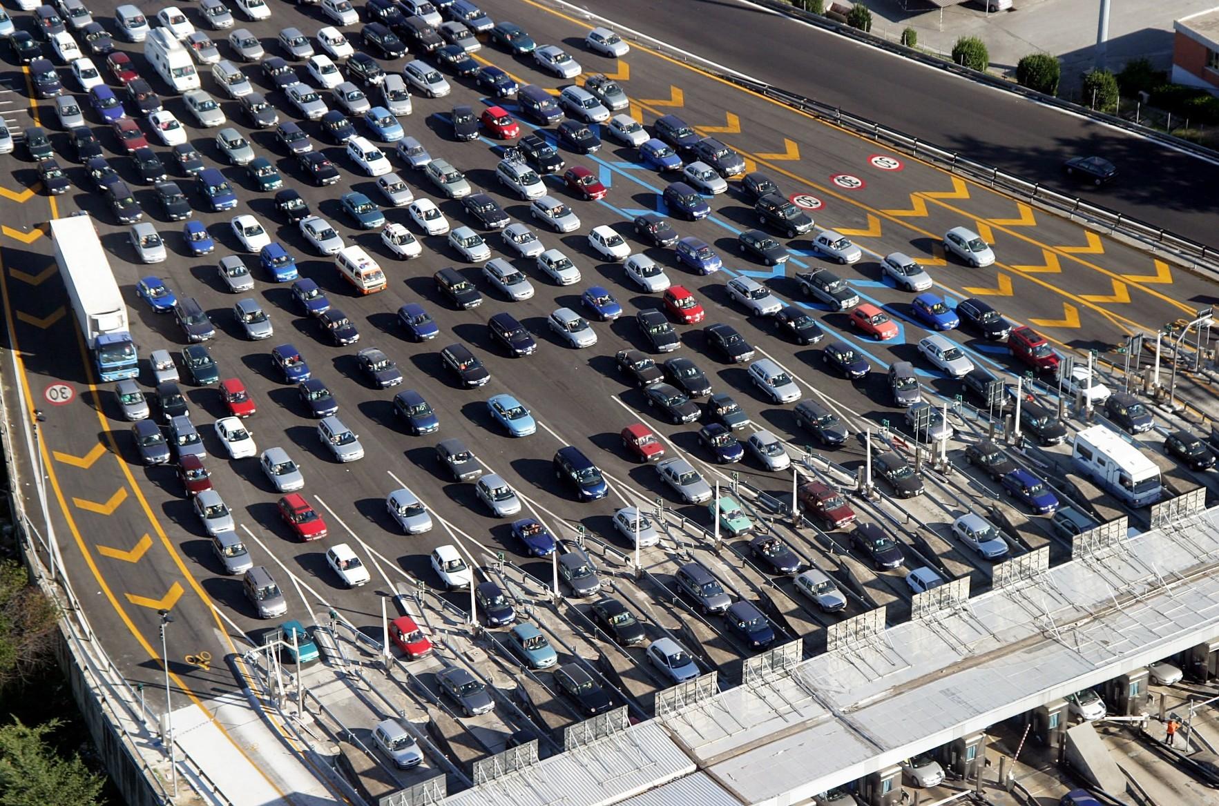 Come evitare e sapere code in autostrada