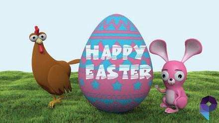 Come fare auguri Buona Pasqua con frasi,