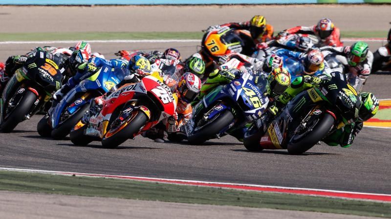 MotoGp, Moto 3, Moto 2 streaming gara, q