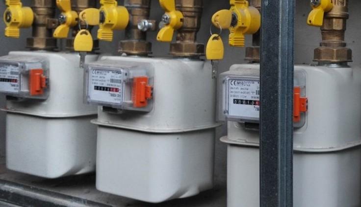 Contatori gas aumentano pur se non vanno
