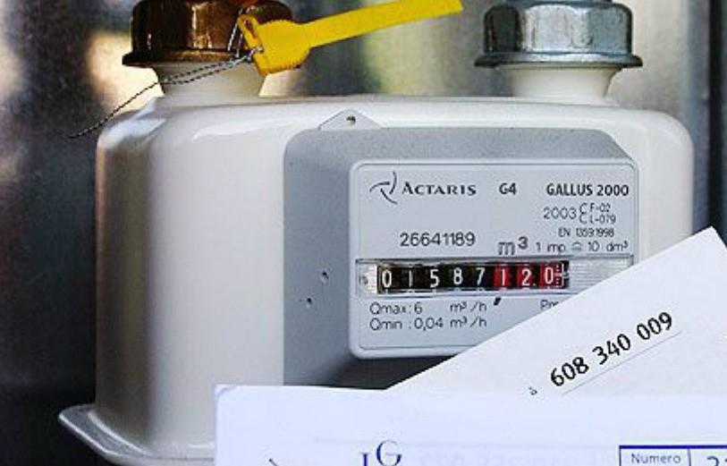 Contatori gas e bollette luce e acqua, o
