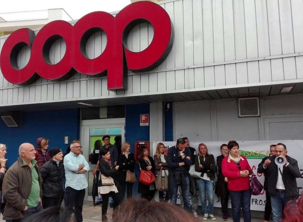 Coop e grande distribuzione: venerdì ris