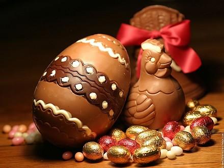 Cioccolato uova di Pasqua: ricette, idee