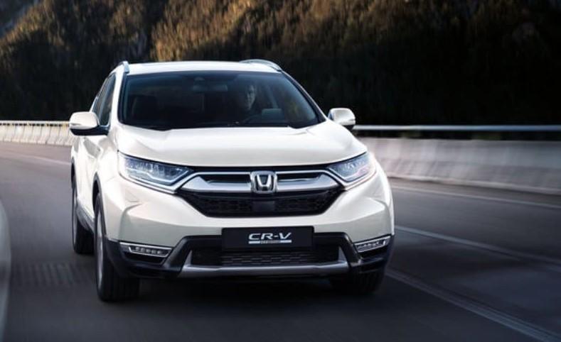 CR-V Hybrid Suv Honda a confronto con al