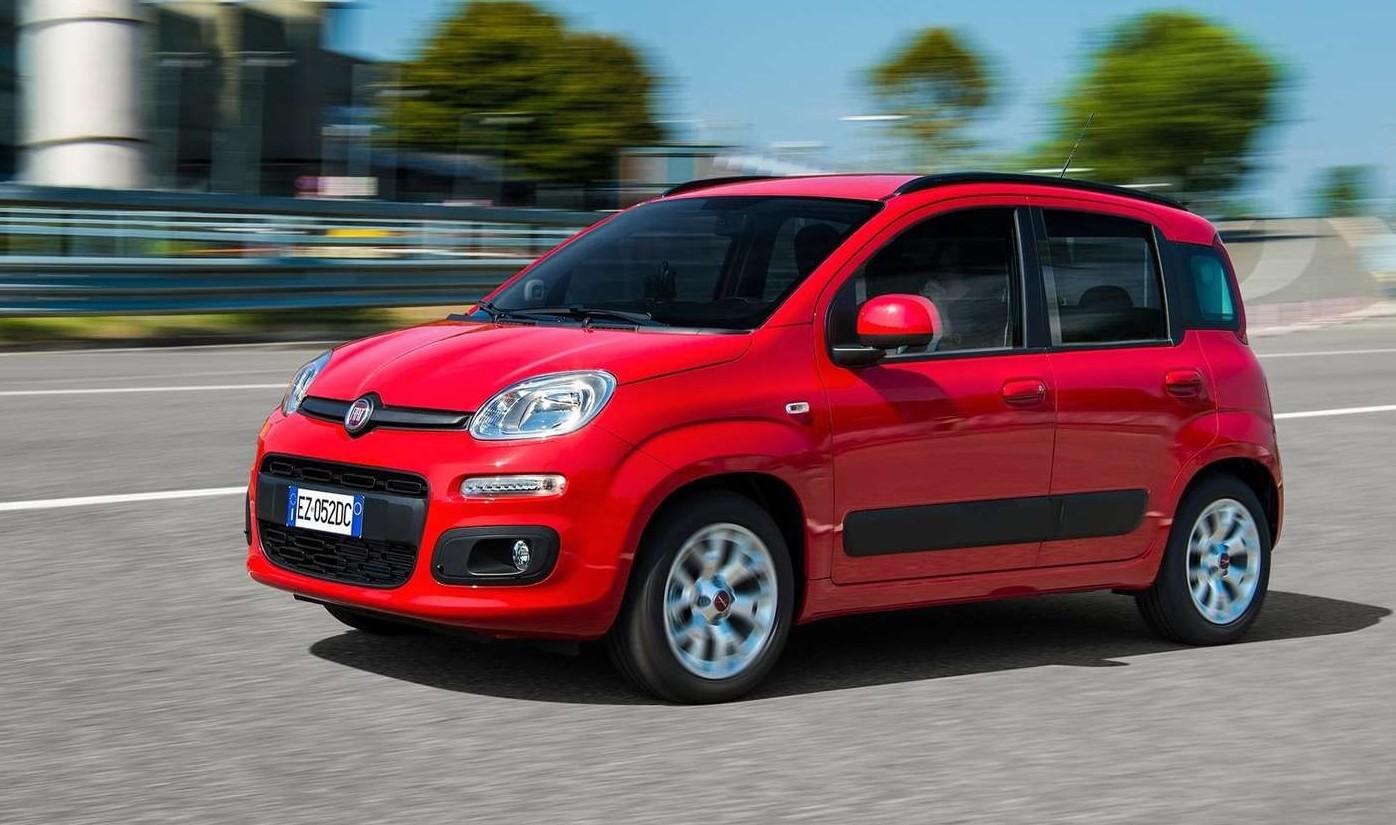 Crash test, auto più sicure. Fiat Panda