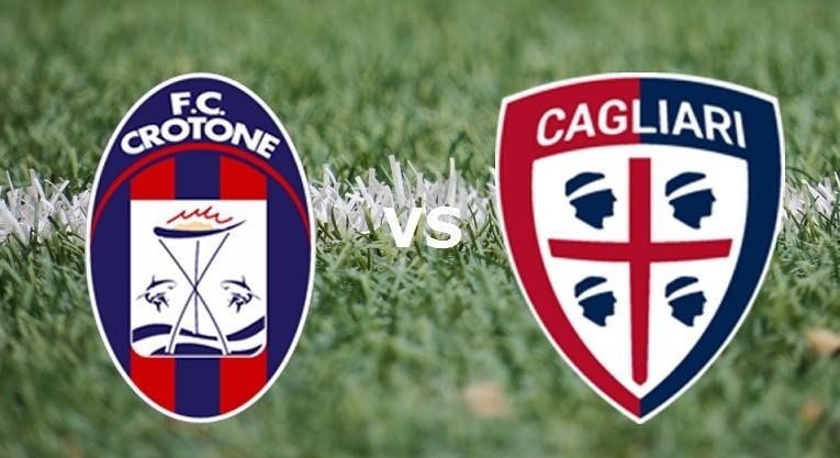 Crotone Cagliari streaming gratis live.