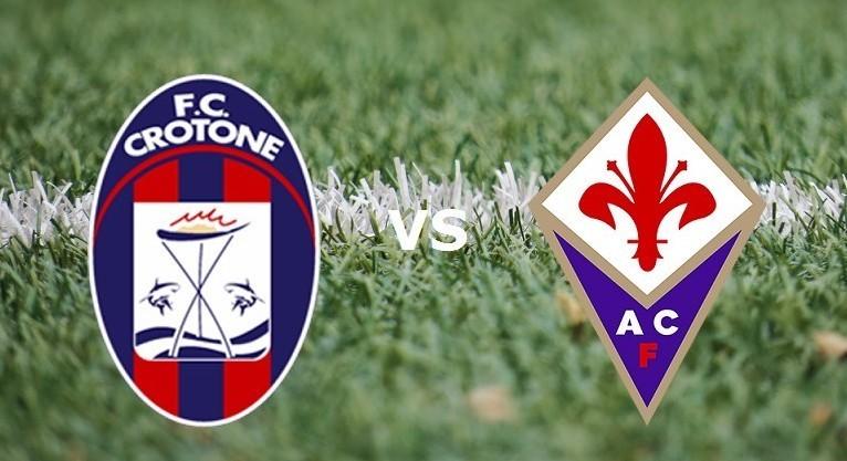 Crotone Fiorentina streaming live gratis
