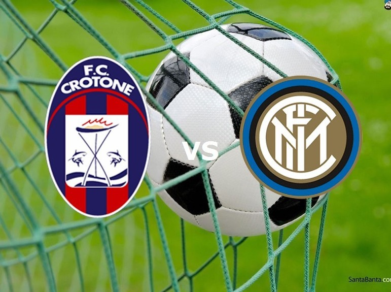 Crotone Inter streaming live gratis dire