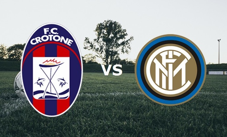 Crotone Inter streaming live gratis. Dov