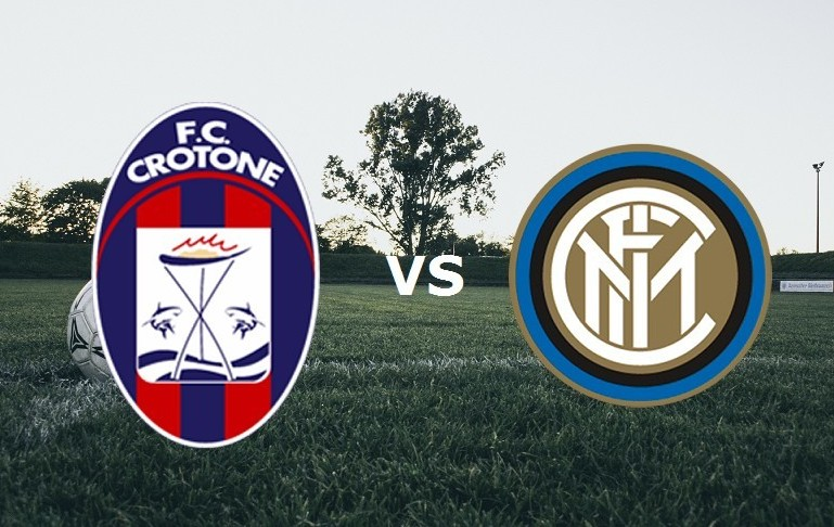 Crotone Inter streaming live gratis. Ved