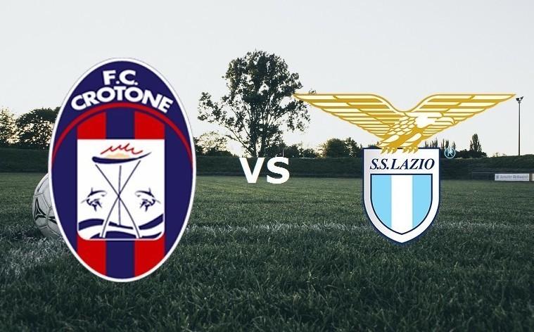 Crotone Lazio streaming live gratis. Ved