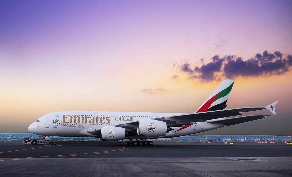 Da Dubai ad Auckland, sull'aereo più