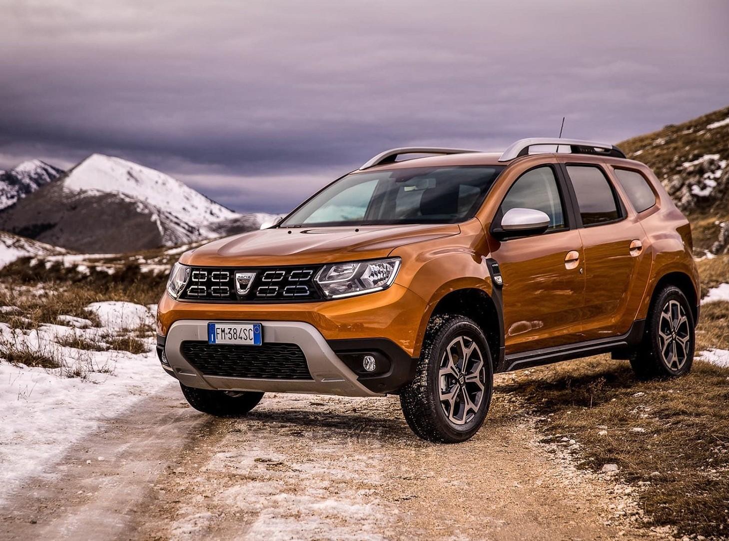 Dacia sconti Aprile 2019 auto con o senz