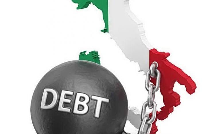 Debito pubblico, una totale falsit� o un
