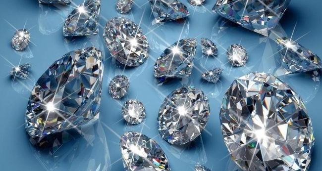 Diamanti, esauriti miniere in Namibia si