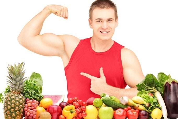 Dieta dei muscoli: aumentare tonicità e