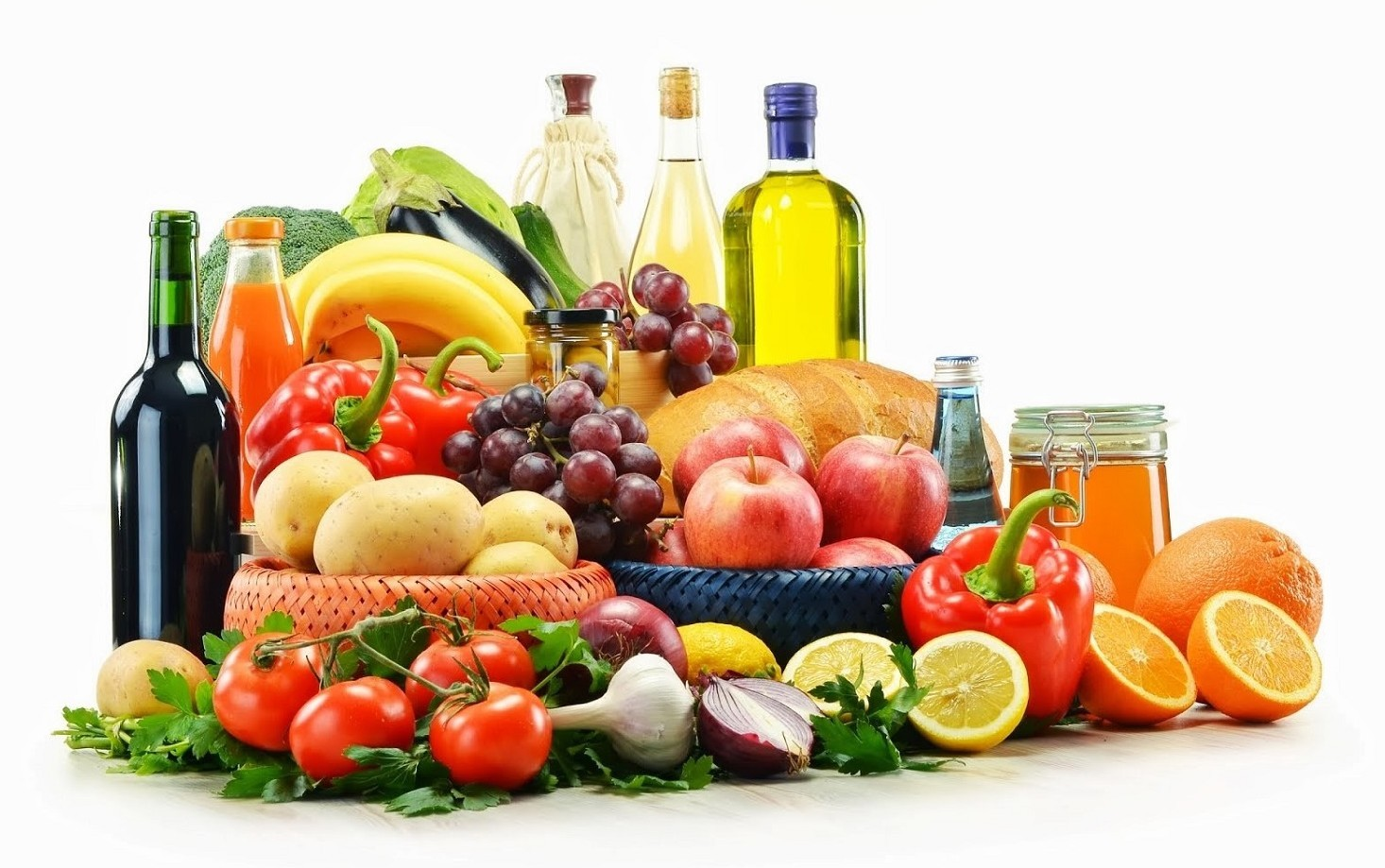 Dieta per vivere pi� a lungo. Mediterran