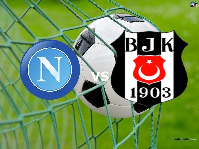 Diretta Besiktas Napoli info streaming t