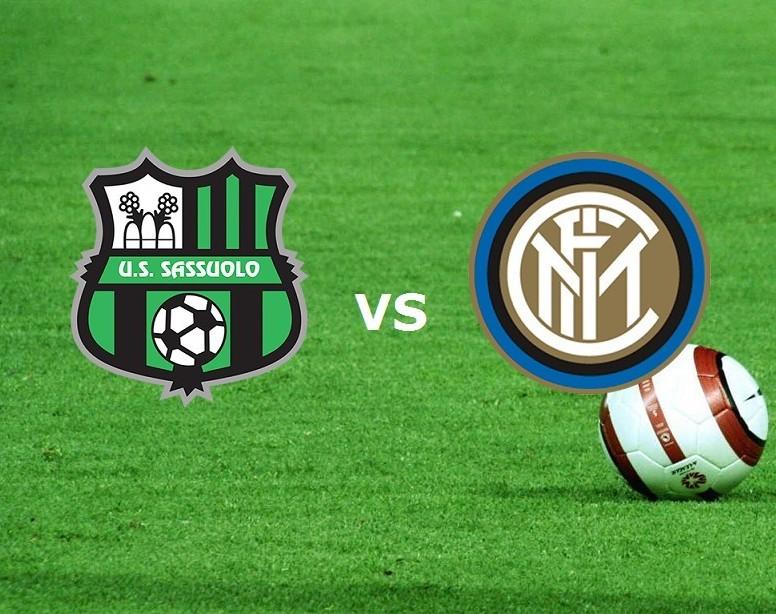 Streaming Sassuolo Inter su link, siti w