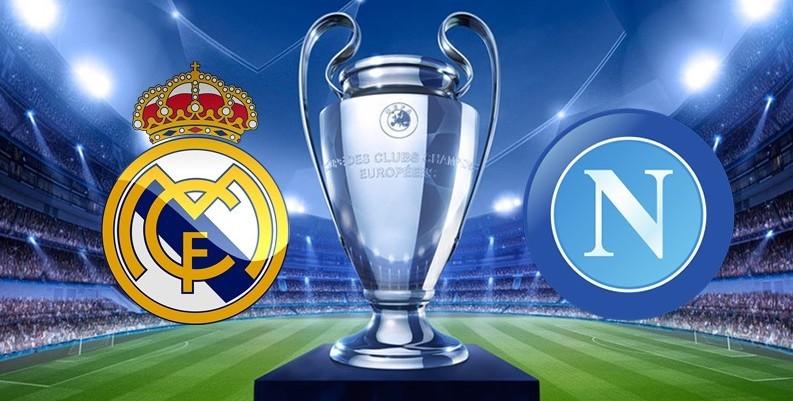 Napoli Real Madrid: dove vedere streamin