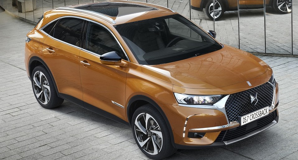 Ds7 Crossback 2019 prova su strada, test