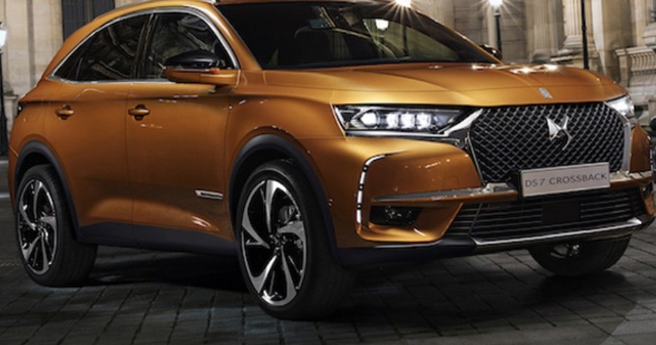 Ds7 Crossback Citroen 2019 prezzi, model