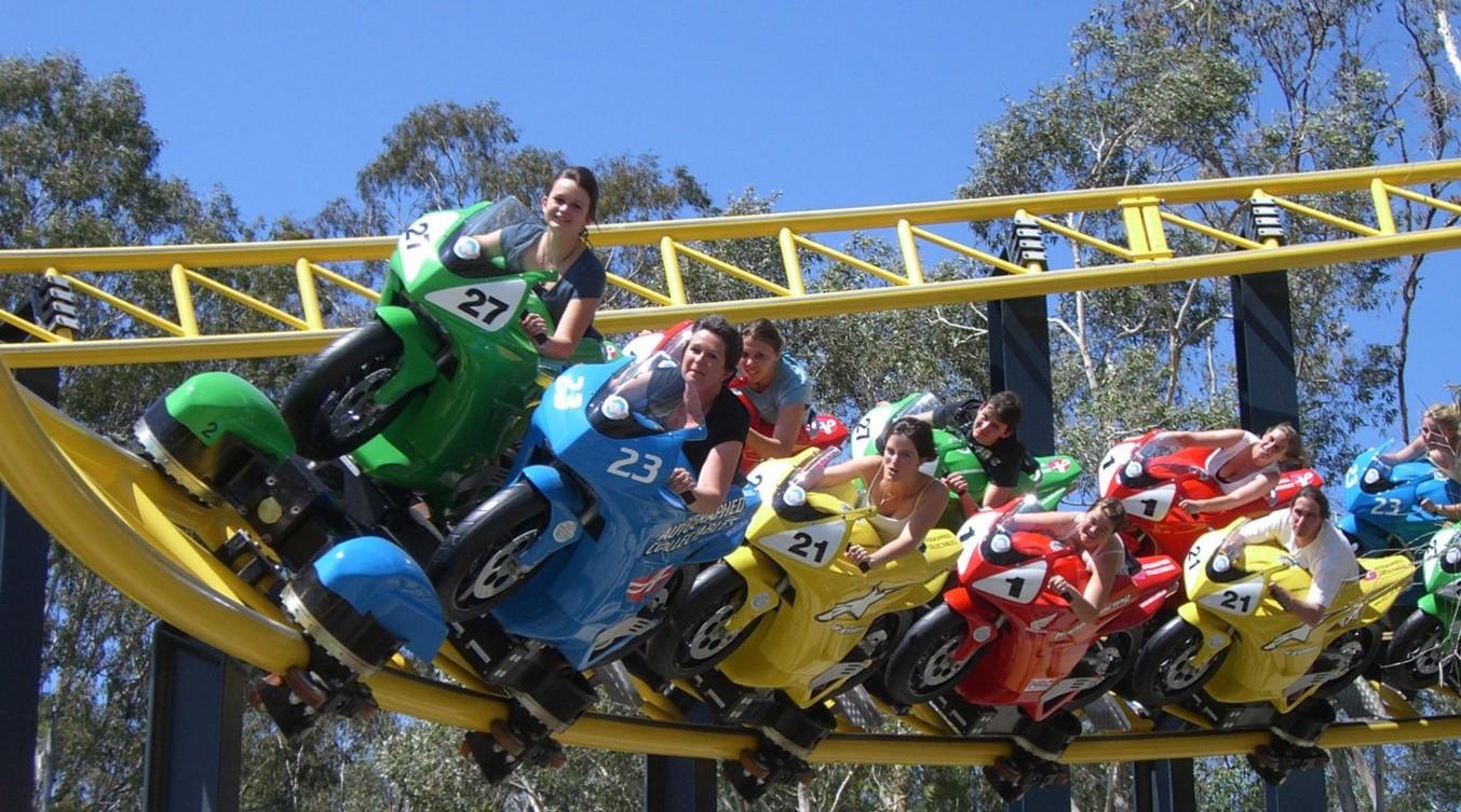 Ducati World, dentro Mirabilandia il pri