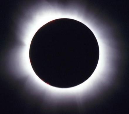 Eclissi di Sole video e foto ufficiali d