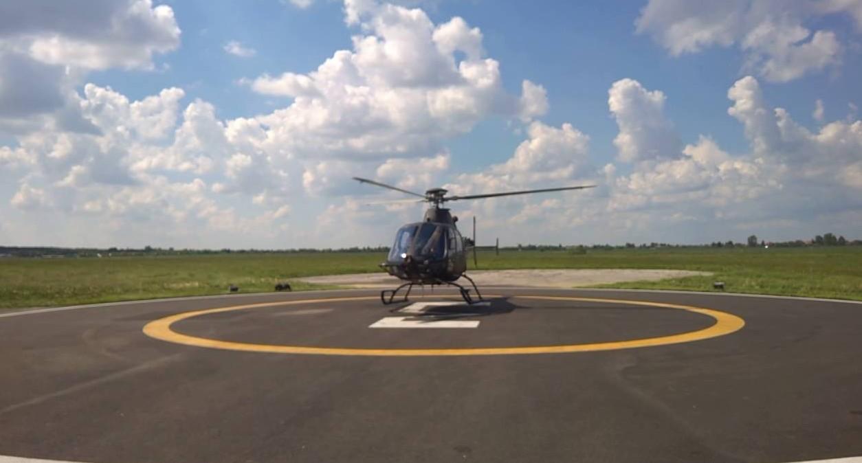 Elicottero 450 : Elicottero vola senza pilota e ulteriori