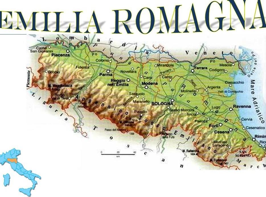 Emilia Romagna, economia in crescita. Si