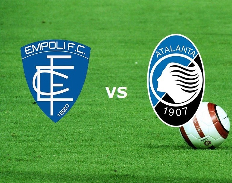 Empoli Atalanta streaming live gratis. V