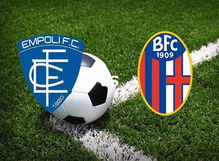 Empoli Bologna streaming in diretta