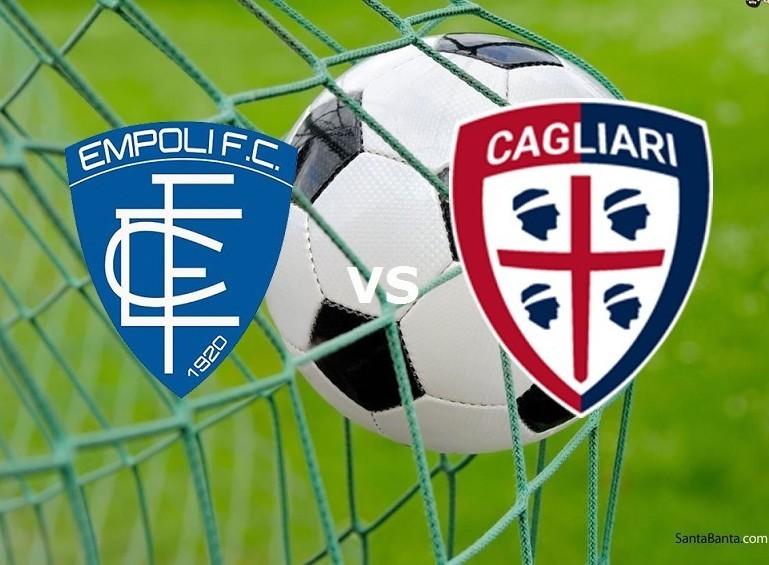 Streaming Empoli-Cagliari su link, siti