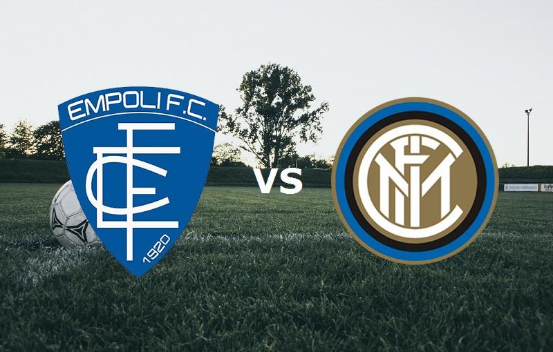 Empoli Inter streaming live gratis siti