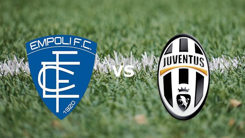 Empoli Juventus streaming live gratis li