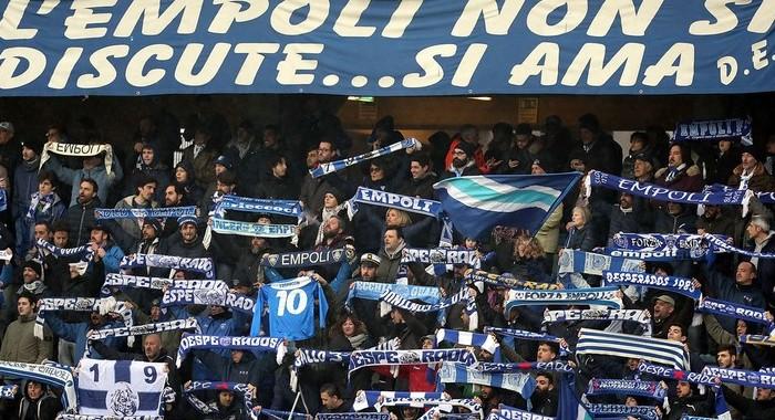 Empoli Milan streaming live gratis. Vede