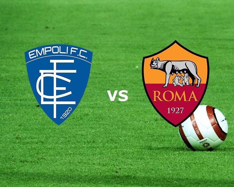 Empoli Roma streaming (IN AGGIORNAMENTO)