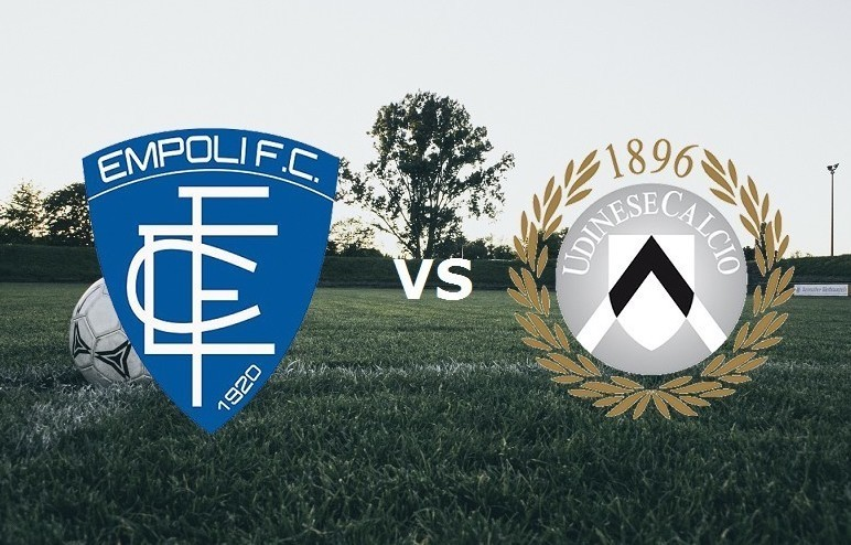 Empoli Udinese streaming