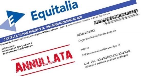 Equitalia, non valida cartella se reside