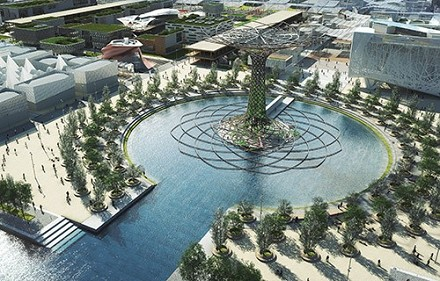 Expo 2015: cerimonia apertura, inauguraz