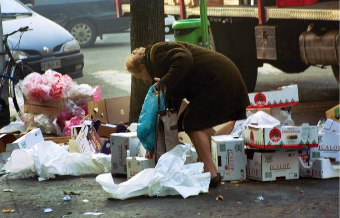 Famiglie povere, ancora tante in Italia.