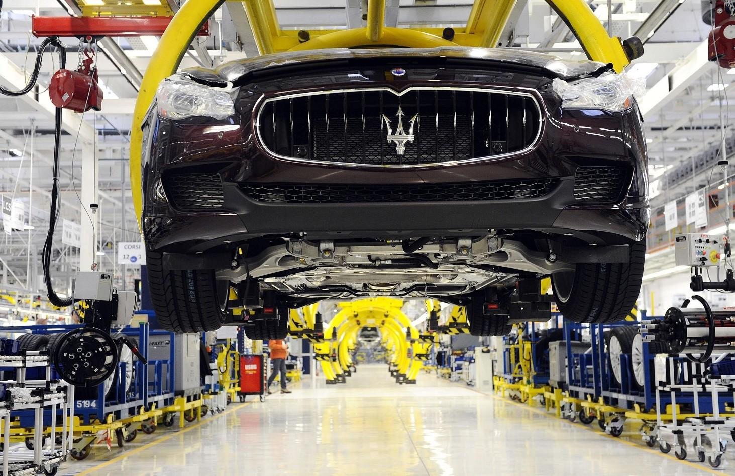 Fca, lavoratori Maserati inviano lettera