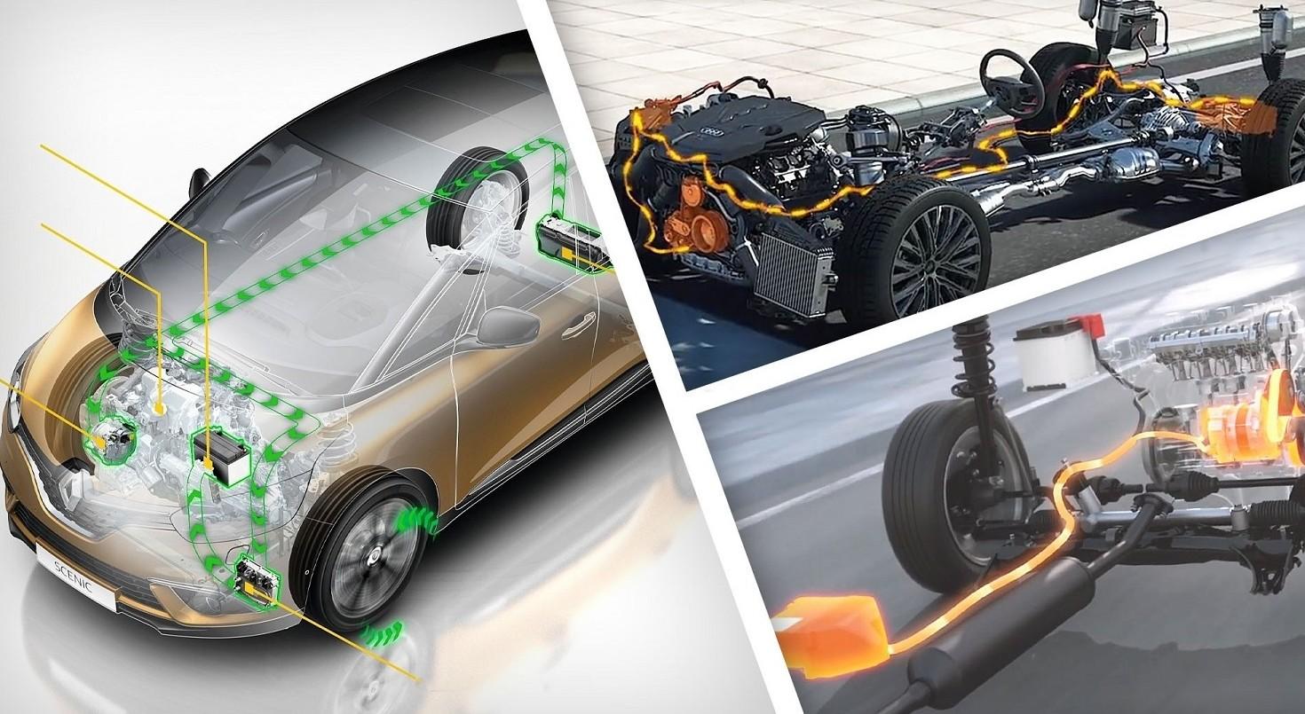 Fca, nuova tecnologia Mild Hybrid per in