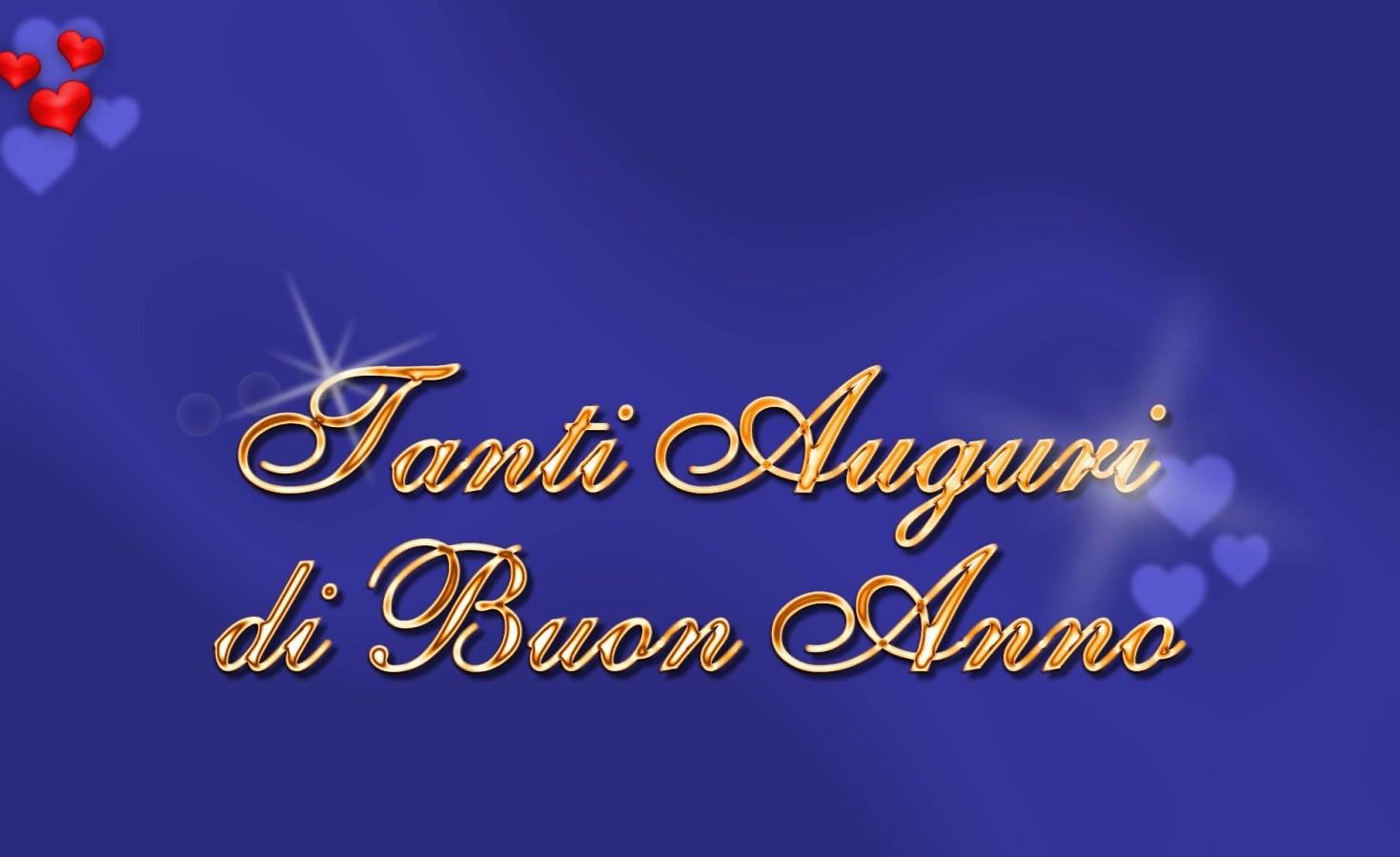 Auguri Felice Anno Nuovo 2017 Frasi Dolci E Tenere Auguri