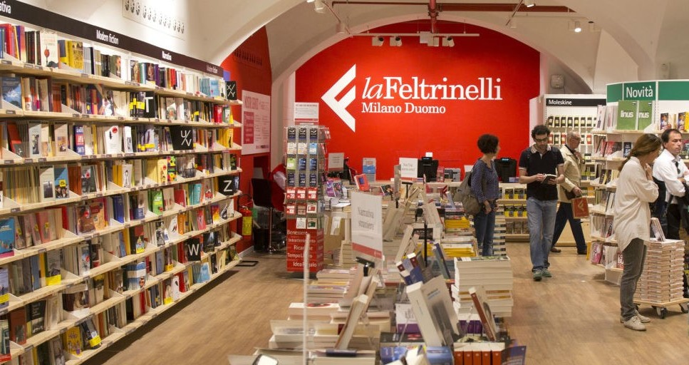 Feltrinelli-Messaggerie sfida Amazon con