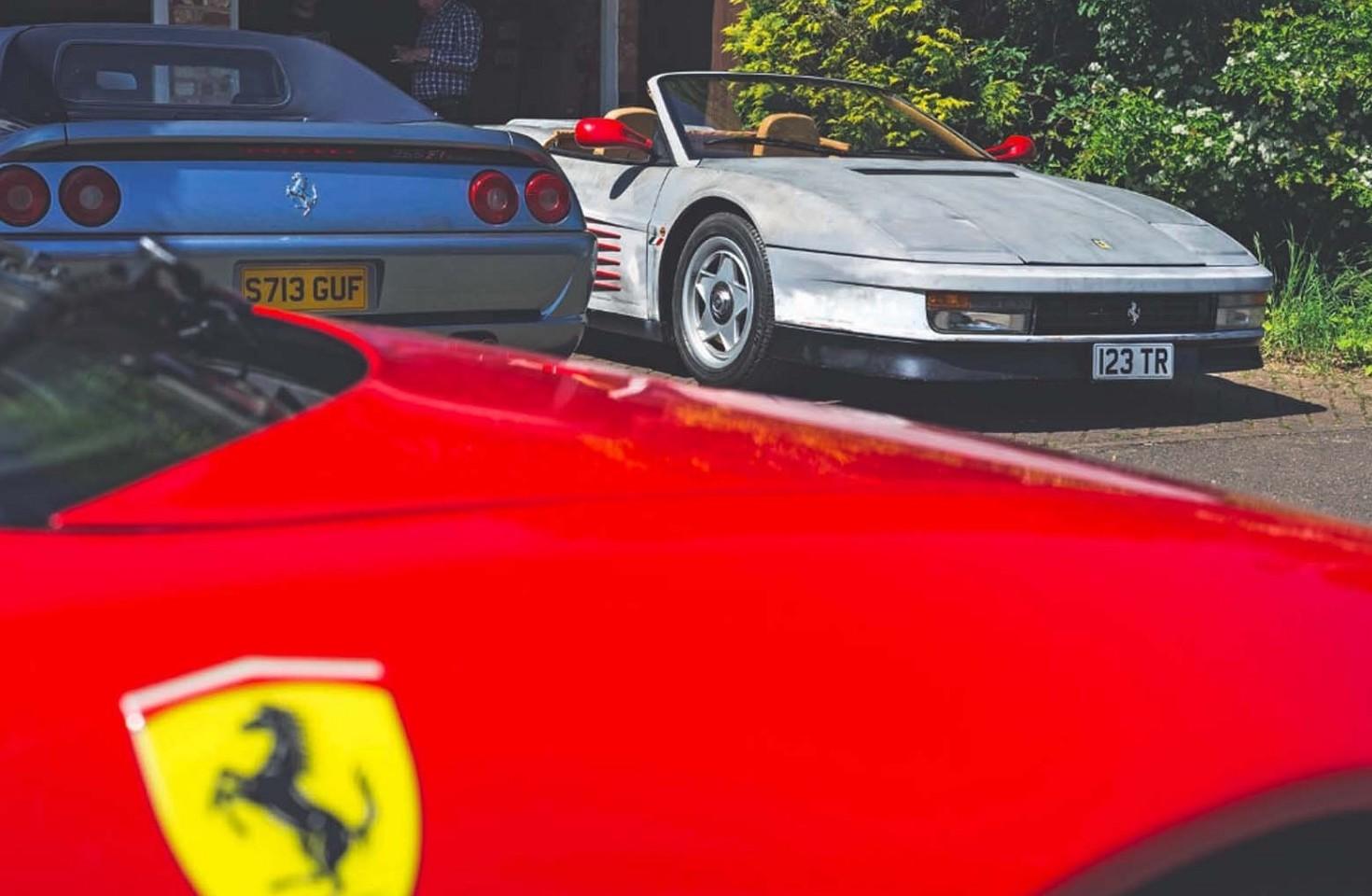 Ferrari e il tizio che compra quelle che