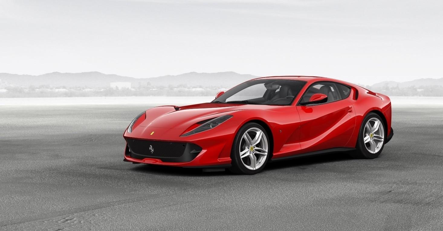 Ferrari, nuovo processo innovativo di ve