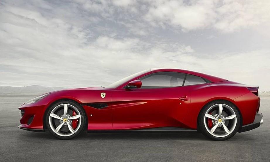 Ferrari Portofino, una doppia Ferrari tu