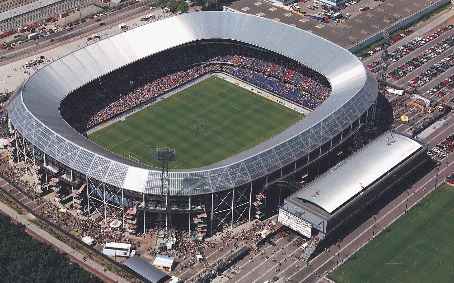 Feyenoord Napoli streaming gratis dirett